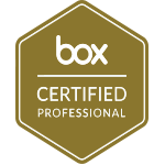 Box Certified Professional Gold